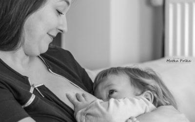 3 lata mlecznej drogi – Babka Magda