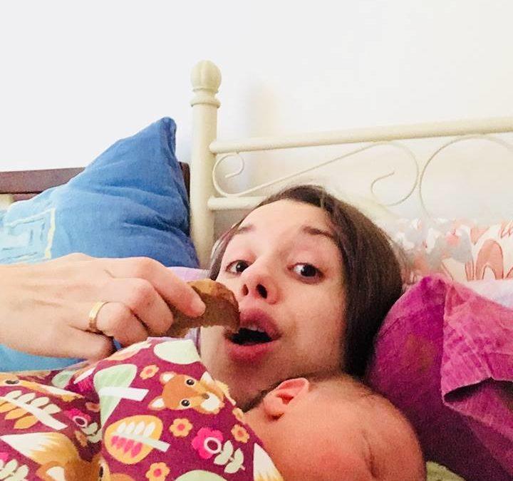 Laktacyjne początki bez ściemy czyli historia Niny