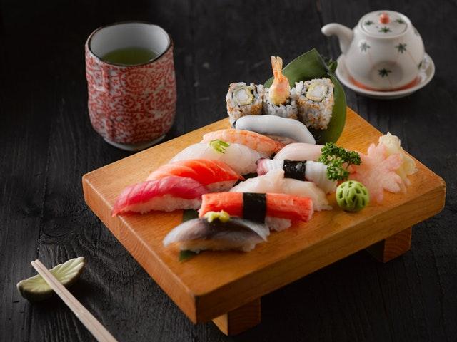 Sushi podczas laktacji