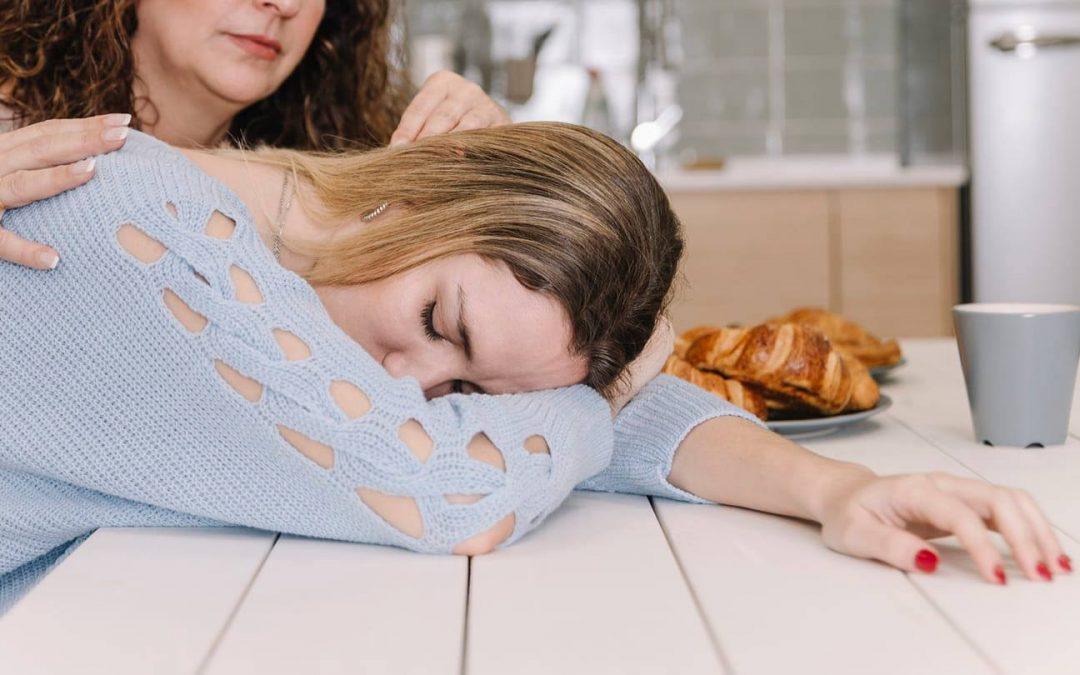 Czy zmęczenie mamy to norma?